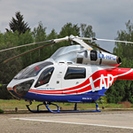 Air Rescue 3 Luxemburg LX-HPG